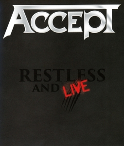 ACCEPT - RESTLESS & LIVE (AMARAY)