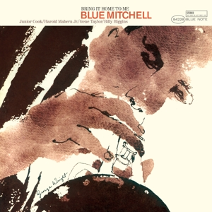 MITCHELL, BLUE - BRING IT ON HOME TO ME
