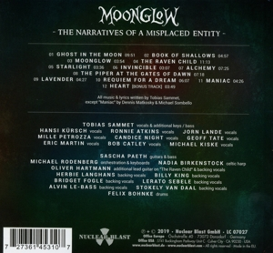 AVANTASIA - MOONGLOW -LTD-