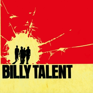BILLY TALENT - BILLY TALENT -COLOURED-