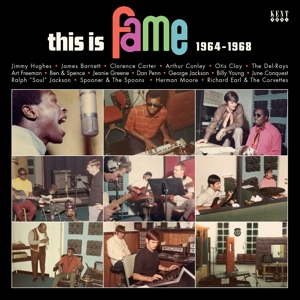 VARIOUS - THIS IS FAME 1964-1968