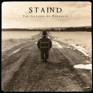STAIND - ILLUSION OF.. -COLOURED-