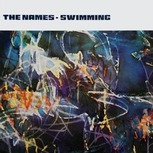 NAMES - SWIMMING & SINGLES (CLEAR)