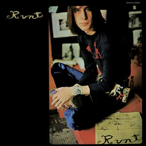 RUNDGREN, TODD - RUNT -COLOURED/HQ/INSERT-