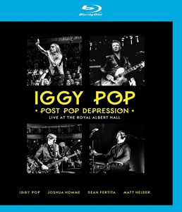 POP, IGGY - POST POP DEPRESSION  LIVE AT THE RO