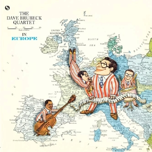 BRUBECK, DAVE - IN EUROPE -HQ/REMAST/LTD-