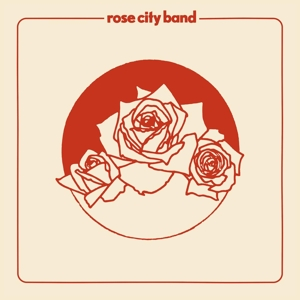 ROSE CITY BAND - ROSE CITY BAND (TRANSLUCENT RED)