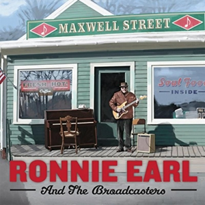 EARL, RONNIE & THE BROADC - MAXWELL STREET