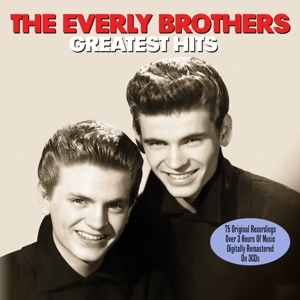EVERLY BROTHERS - GREATEST HITS -3CD-