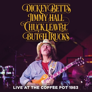 BETTS, DICKEY - LIVE AT THE COFFEE POT..