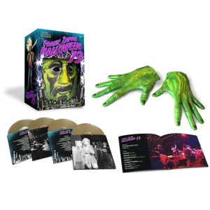 ZAPPA, FRANK - HALLOWEEN 73-LTD/BOX SET-