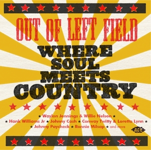 VARIOUS - OUT OF LEFT FIELD:..