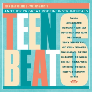 VARIOUS - TEEN BEAT VOL.6