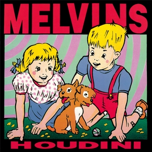 MELVINS - HOUDINI -COLOURED-