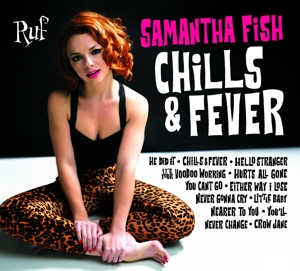 FISH, SAMANTHA - CHILLS & FEVER