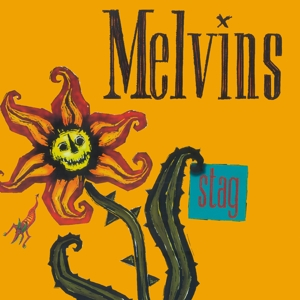 MELVINS - STAG -COLOURED/HQ/INSERT-