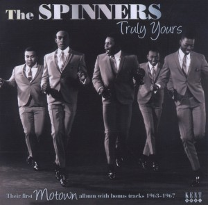 SPINNERS - TRULY YOURS