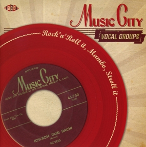VARIOUS - MUSIC CITY VOCAL GROUPS 2