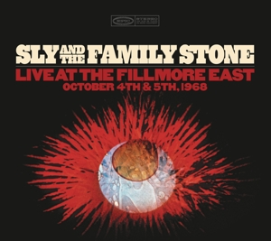SLY & THE FAMILY STONE - LIVE AT THE FILLMORE