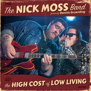 MOSS, NICK - HIGH COST OF LOW LIVING