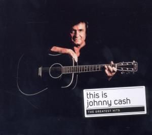 CASH, JOHNNY - THIS IS:THE MAN IN BLACK