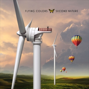 FLYING COLORS - SECOND NATURE -DIGI-
