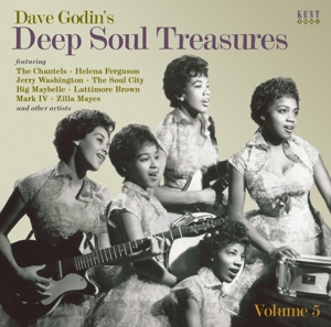 VARIOUS - DAVE GODIN'S DEEP TREASURESVOL.5