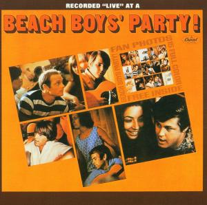 BEACH BOYS - PARTY/STACK OF TRACKS
