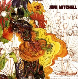 MITCHELL, JONI - SONG TO A SEAGULL