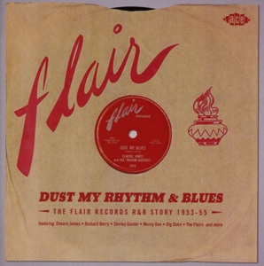 VARIOUS - DUST MY RHYTHM & BLUES