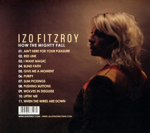 FITZROY, IZO - HOW THE MIGHTY FALL