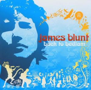 BLUNT, JAMES - BACK TO BEDLAM -BLUE-