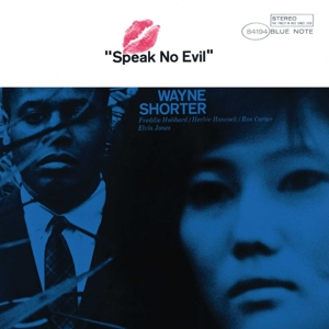 SHORTER, WAYNE - SPEAK NO EVIL (RUDY VAN GELDER REMA