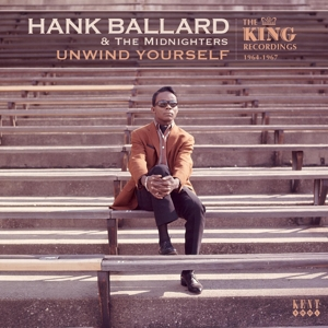 BALLARD, HANK & THE MIDNI - UNWIND YOURSELF