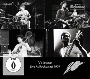 VITESSE - LIVE AT ROCKPALAST 1979 -CD+DVD-