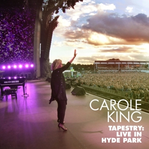 KING, CAROLE - TAPESTRY: LIVE IN HYDE PARK -CD+DVD-
