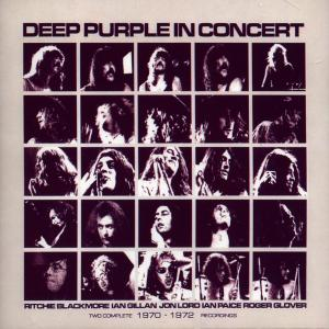 DEEP PURPLE - IN CONCERT 1970-1972