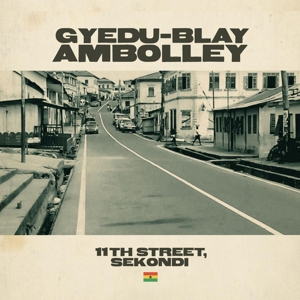 AMBOLLEY, GYEDU-BLAY - 11TH STREET, SEKONDI