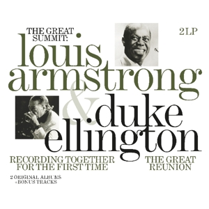 ARMSTRONG, LOUIS & DUKE E - GREAT SUMMIT: RECORDING..