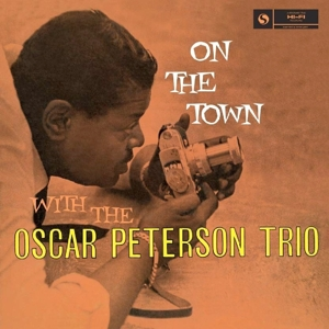 PETERSON, OSCAR - ON THE TOWN -HQ, LTD-