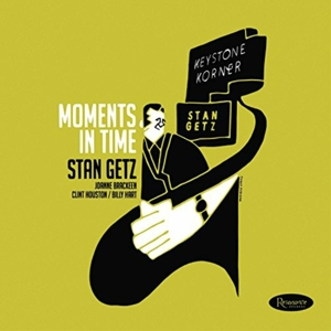 GETZ, STAN - MOMENTS IN TIME -DELUXE-