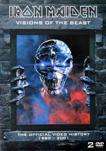 IRON MAIDEN - VISIONS OF THE BEAST -REPACKAGE-