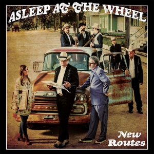 ASLEEP AT THE WHEEL - NEW ROUTES