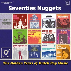 VARIOUS - GOLDEN YEARS OF DUTCH..SEVENTIES NUGGETS