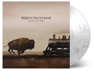 TEDESCHI TRUCKS BAND - MADE UP MIND -COLOURED-