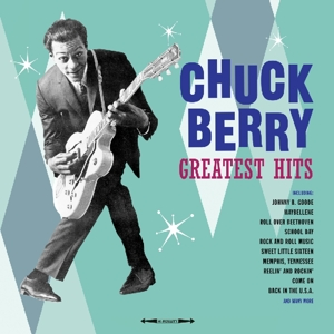 BERRY, CHUCK - GREATEST HITS -HQ-