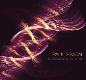 SIMON, PAUL - SO BEAUTIFUL OR SO WHAT