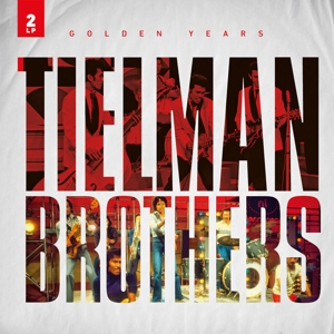 TIELMAN BROTHERS - GOLDEN YEARS -COLOURED-