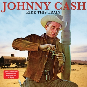 CASH, JOHNNY - RIDE THIS TRAIN -2LP/-HQ-