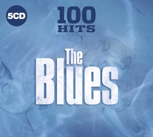 VARIOUS - 100 HITS THE BLUES